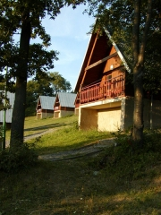 Chatová osada